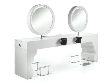 Workstation for hairdresser OBERTO