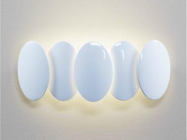 LED indirect light wall light OBOLO 6487