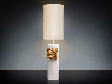 "Ceramic table lamp ""DAVID BY MICHELANGELO"" EYE"