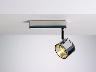 Faretto a LED orientabile OCULAR SPOT 1 ZOOM