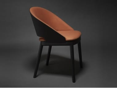 Fabric easy chair ODEON 01