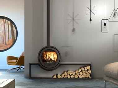 Wood-burning Class A stove ODIN