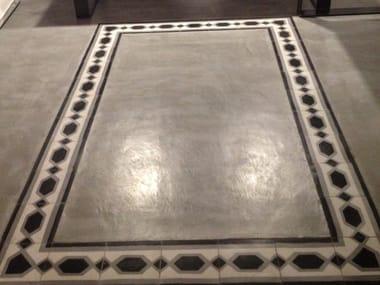 Handmade cement tiles ODYSSEAS 221