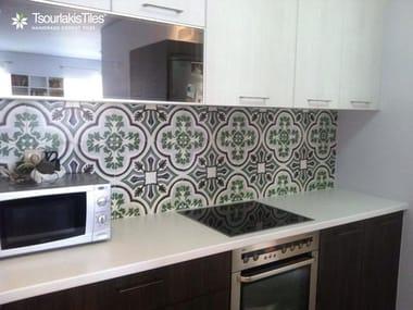 Handmade cement tiles ODYSSEAS 298
