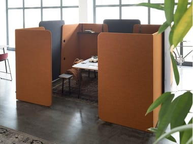 Acoustic meeting pod M.ZONE | Meeting pod
