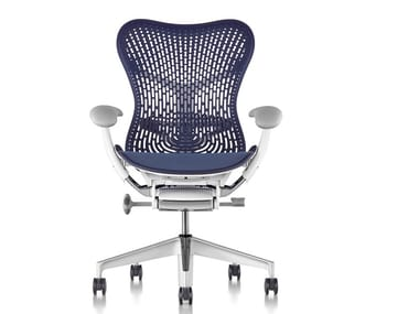 Cadeira operativa ergonômica giratória de polímero Triflex MIRRA 2 | Cadeira operativa