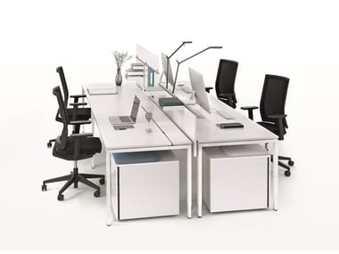 Multiple office workstation BASIC | Office workstation