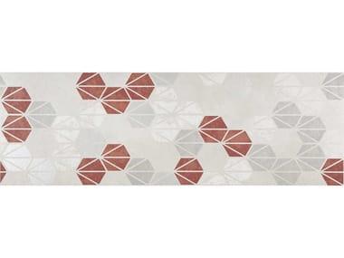 Rivestimento in ceramica OFICINA7 | Decoro BGRA