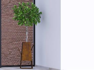 Metal vase OGGETTI DELLA FORESTA | Vase
