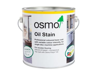 Flooring protection OIL STAIN