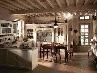 Country style kitchens archiproducts