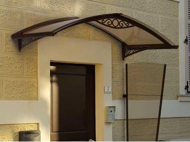 Modular acrylic glass door canopy OLDSTYLE OS-02 & Acrylic Glass Door canopies | Archiproducts