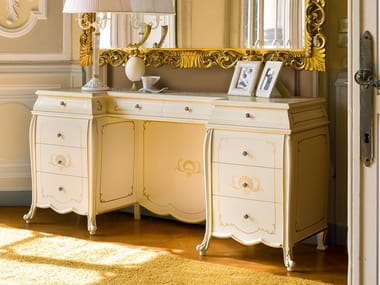 Wooden dressing table OLIMPIA B   Dressing table