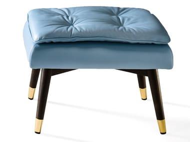 Fabric stool / bench OLIVIA | Tufted bench