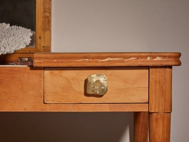 Brass Furniture knob OLMO | Furniture knob