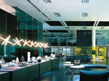 Lampe de plafond pour éclairage direct OLVIDADA | Lampe de plafond