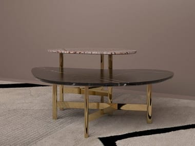 Marble coffee table for living room OMAN