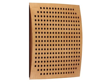 MDF decorative acoustical panel OMEGA WOOD