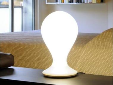LED polyethylene table lamp ONA 6197