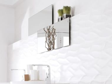 Revêtement mural 3D effet pierre ONA BLANCO
