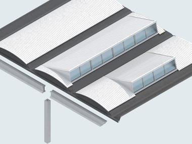 Precast reinforced concrete roof ONDAL NEW