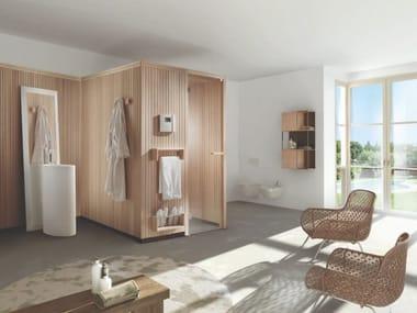 Sauna finlandese prefabbricata ONE