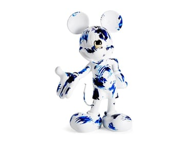 Resin sculpture ONE MINUTE MICKEY