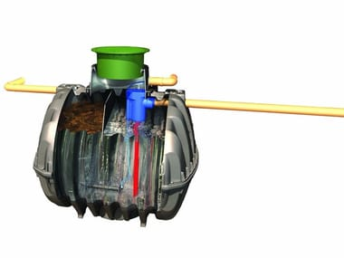 Sistema di trattamento delle acque reflue ONE2CLEAN