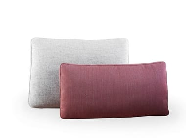 Fabric cushion with removable cover OORT | Rectangular cushion