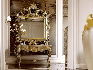 Single vanity unit with drawers OPERA | Vanity unit