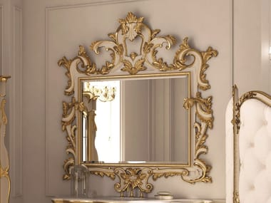 Rectangular framed mirror OPERA | Framed mirror