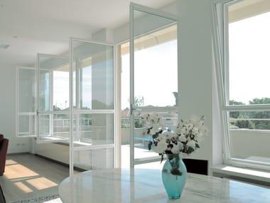 Steel casement window OPIFICIUM® | Casement window