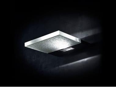 Lampada da parete a LED in vetro OPTICA   Lampada da parete