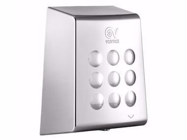 Asciugamani elettrico automatico OPTIMAL DRY A ORO BIANCO