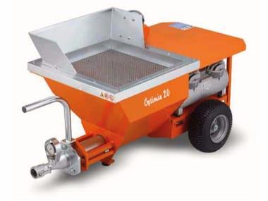 Plastering machine OPTIMIX 20
