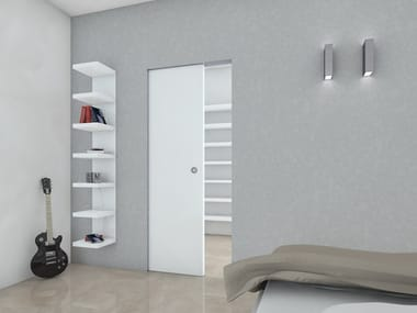 Counter frame for single sliding door ORCHIDEA FREE-FILOMURO