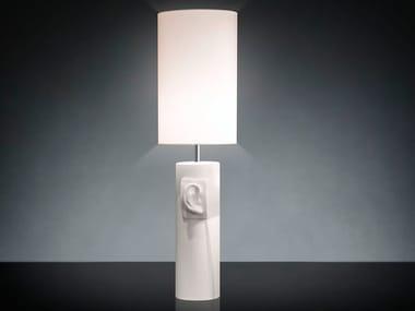 Ceramic table lamp ORECCHIO DAVID | Table lamp