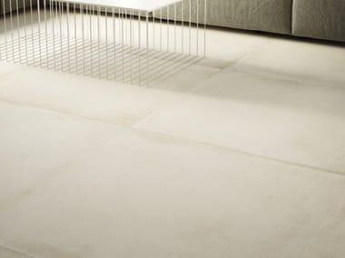 Pavimento in gres porcellanato effetto cemento ORIGINI W