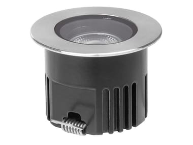 Faretto per esterno a LED in alluminio da incasso ORMA