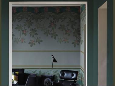 Vinyl wallpaper ORN19_008   Wallpaper