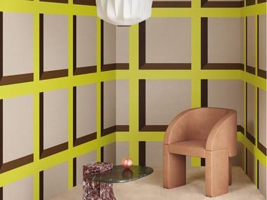 Geometric vinyl wallpaper ORN20_003 | Wallpaper