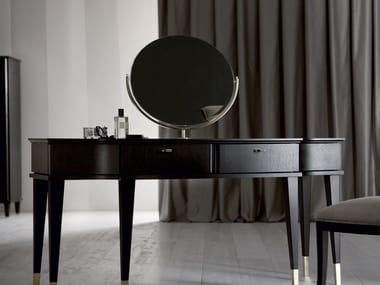 Countertop round mirror ORNELLA