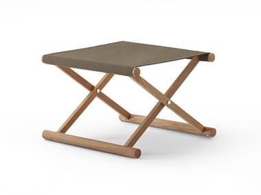 Folding Canatex garden stool ORSON | Stool