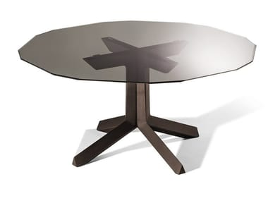 Glass living room table OTHELLO | Table