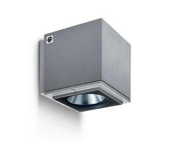 Lámpara de pared para exteriores LED RGB de aluminio moldeado IPRO | Lámpara de pared para exteriores