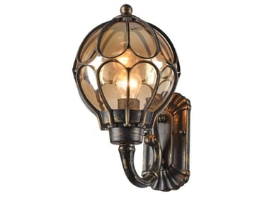 Metal Outdoor wall Lamp CHAMPS ELYSEES | Outdoor wall Lamp