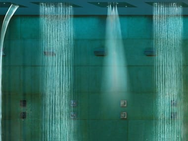 LED overhead shower with chromotherapy Dream 4 Sprays - RGB CROMOTHERAPY