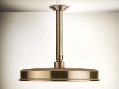 Ceiling mounted metal overhead shower with arm VENTI20 | Overhead shower