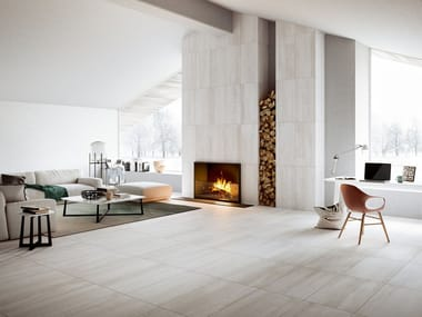 Porcelain stoneware wall/floor tiles with stone effect OVERLAY