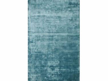 Viscose rug OXFORD PHPV-19 Aegean Blue